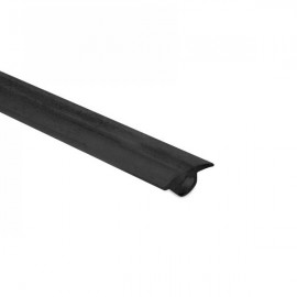 10mm Glass Bottom Rubber Gasket for Shelf Profile