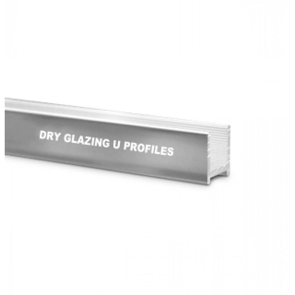 Dry Glazing U Profiles