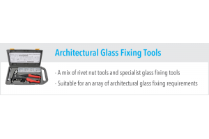 Architectural Glass Fixing Tools