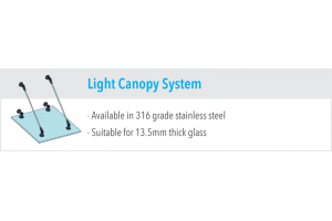 Light Canopy Kit
