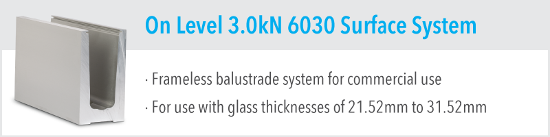 On Level 3.0kN 6030 Surface System
