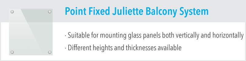 Juliette Balcony Systems