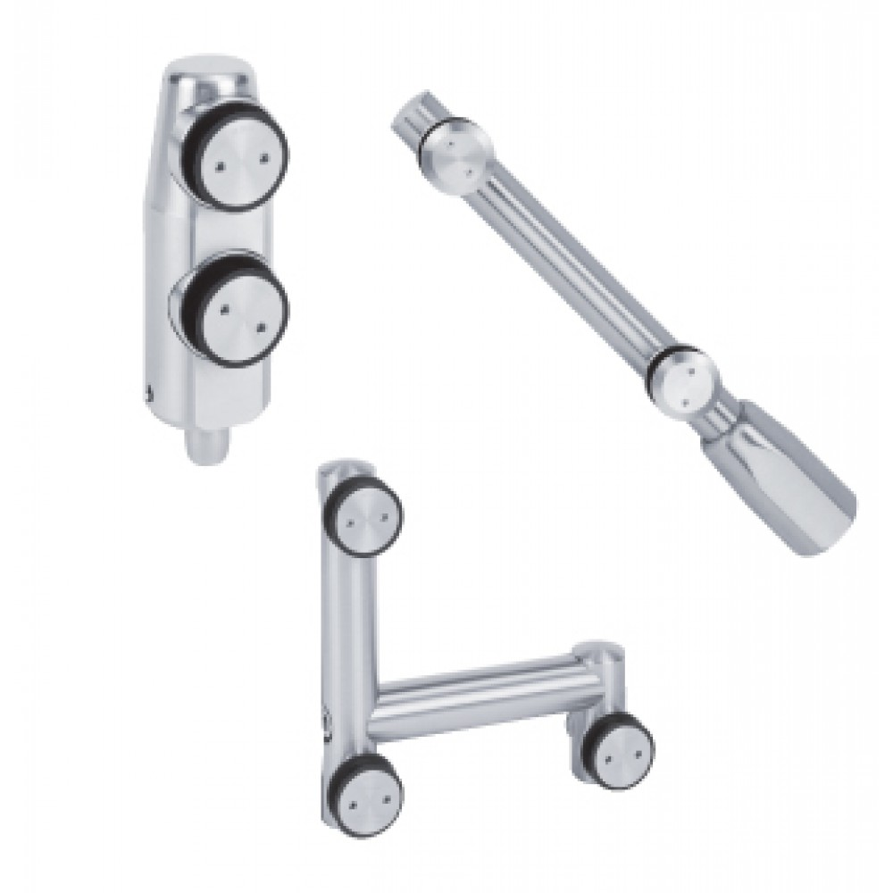 Glass Pivot Door System