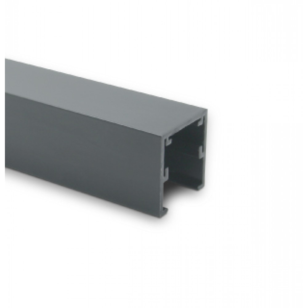 RAL 9006 Aluminium Grey Finish