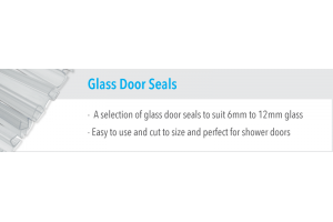 Glass Door Seals