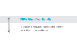 KH09 Glass Door Handles