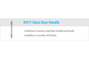 KH11 Glass Door Handles