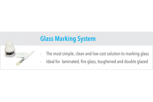 Glass Marking System