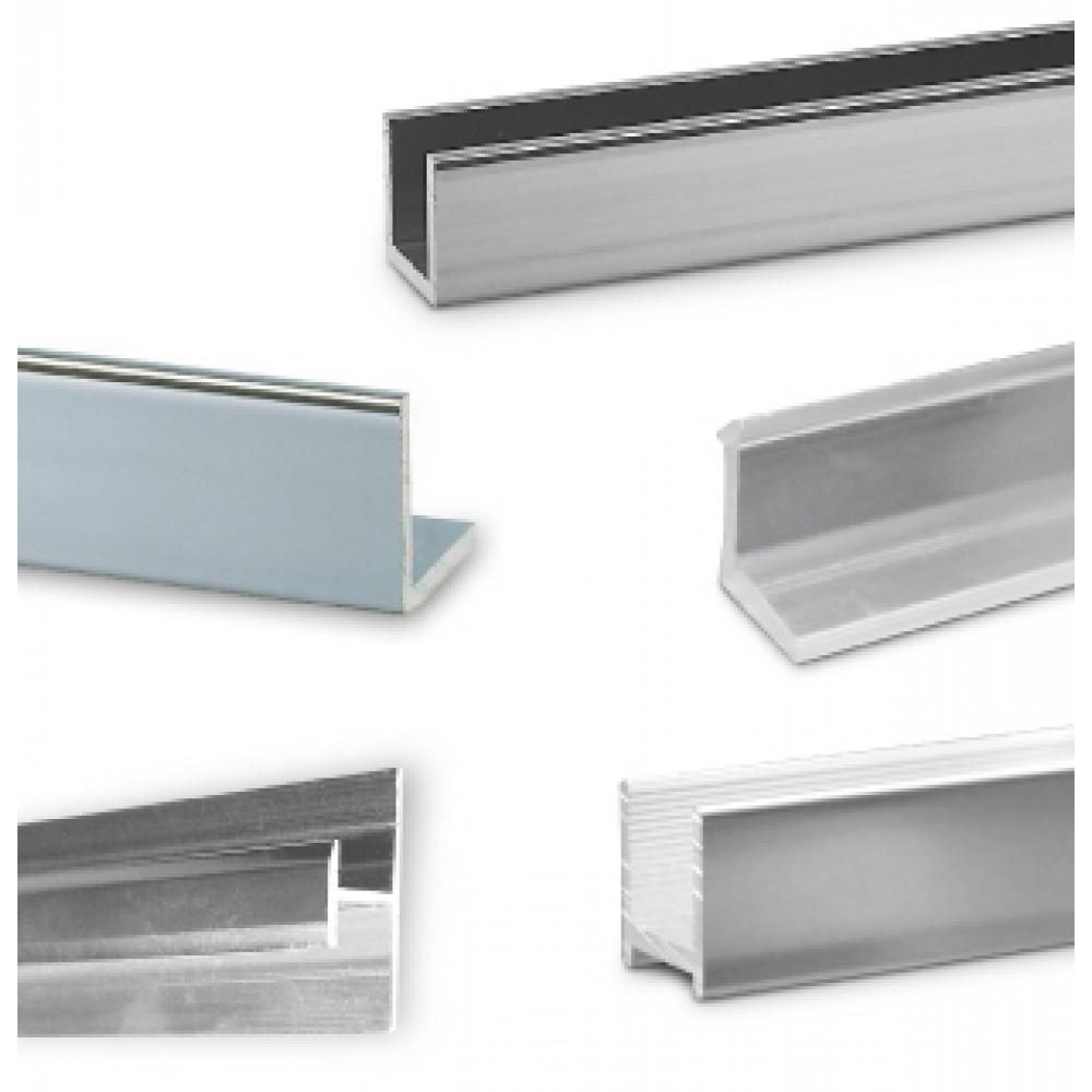 Aluminium Profiles For Glazing