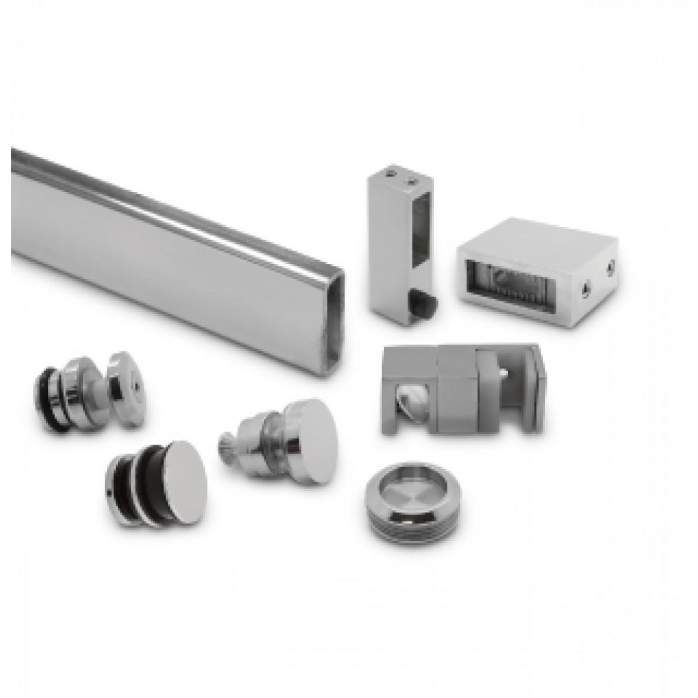 Cascade Sliding Shower Door System