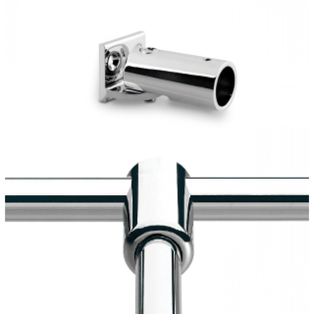 Shower Support Bars & Fittings