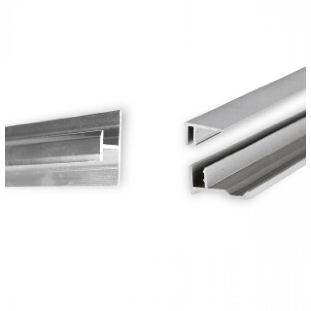 T & Face Trim Aluminium Profiles