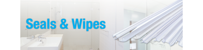 Shower Door Seals & Wipes