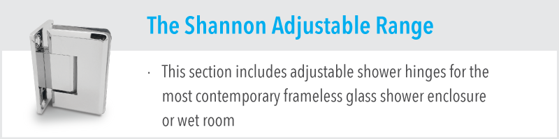 The Shannon Adjustable Range