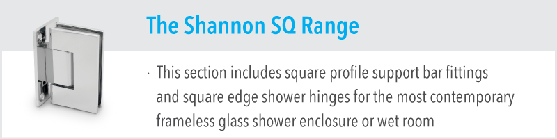 The Shannon SQ Range