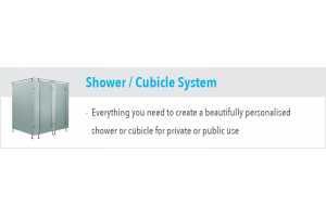 Shower/Cubicle System