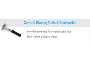 General Glazing Tools & Accessories