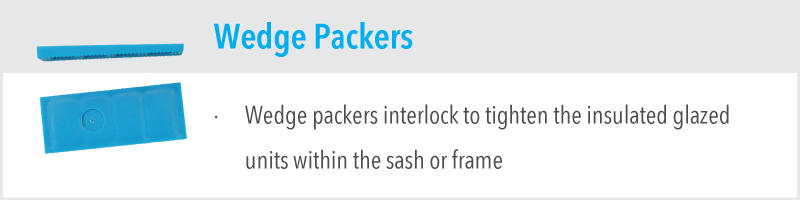Wedge Packers