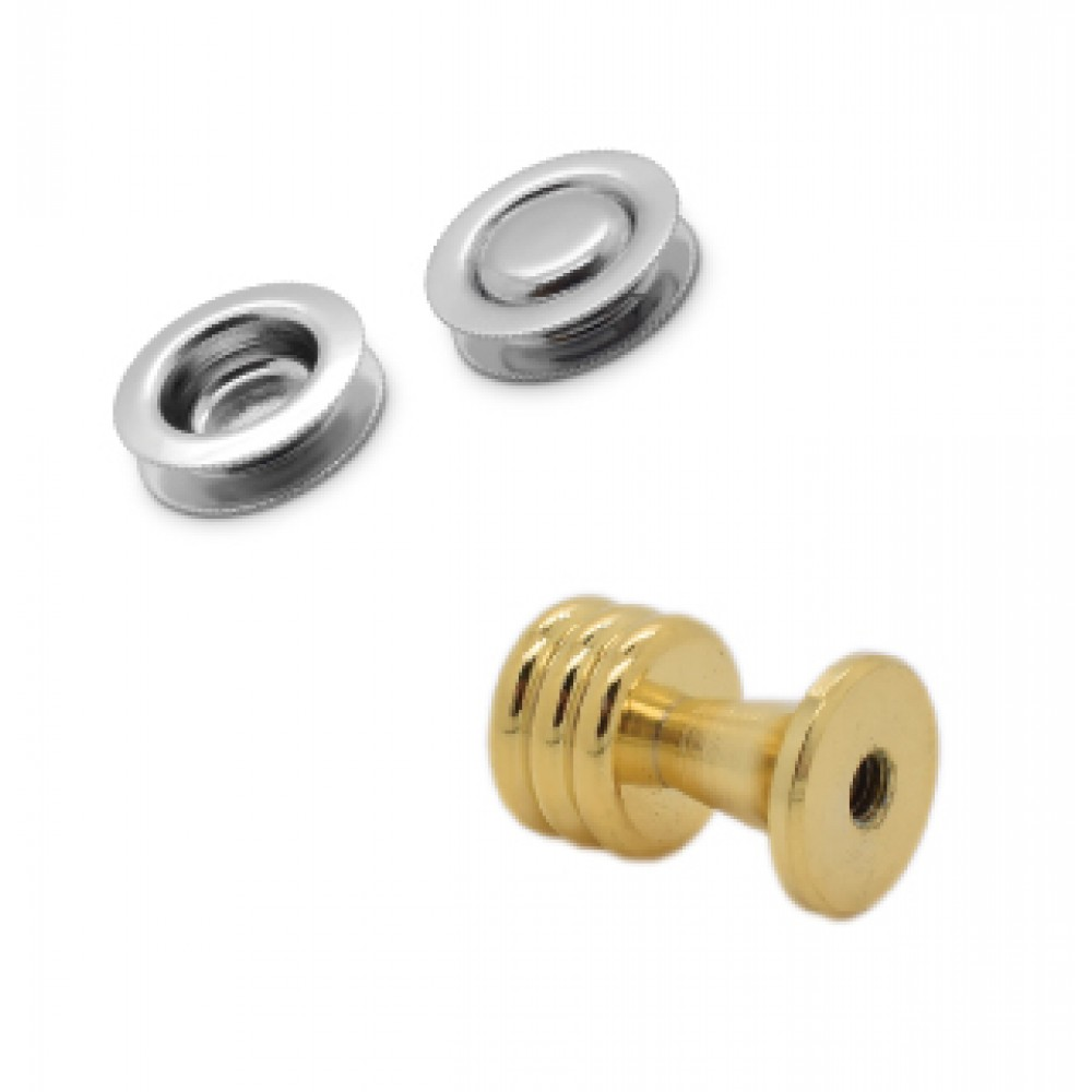 Drilled Handles/Knobs