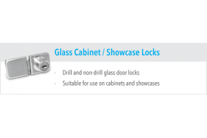 Glass Cabinet/Showcase Locks