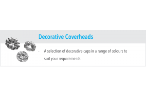 Decorative Coverheads