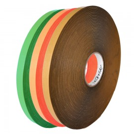 PVC Foam Glazing Tape 3x10x25 Mtr White 202