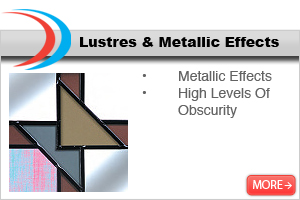 Lustres, Metallic Effects & Metallic Wisps