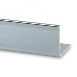 20mm X 20mm Right Angle Profile - Anodised Aluminium