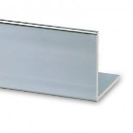 25mm X 25mm Right Angle Profile - Anodised Aluminium