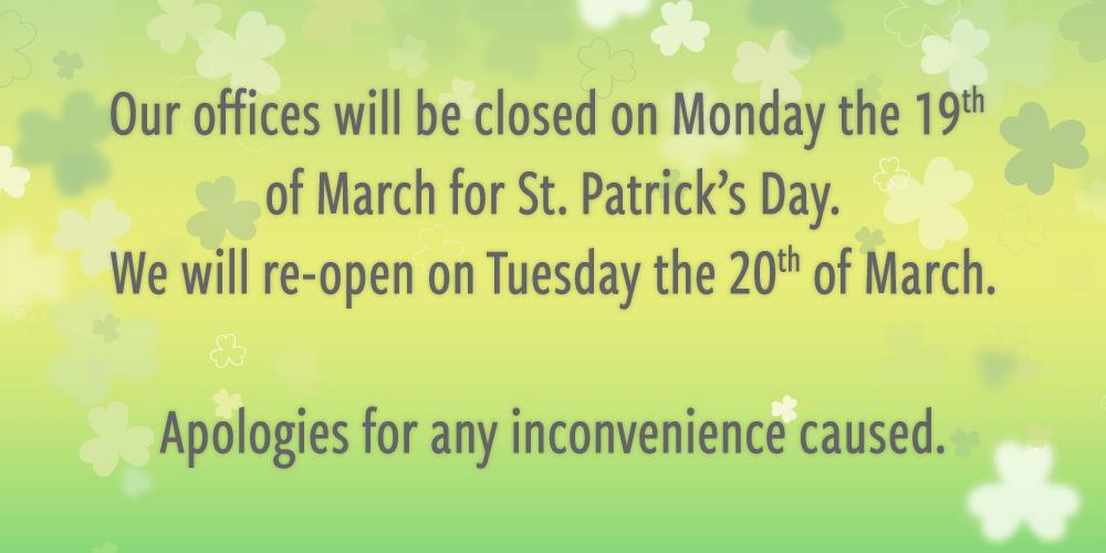 St. Patrick's Days