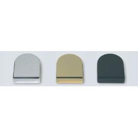 Caps Chrome Plated