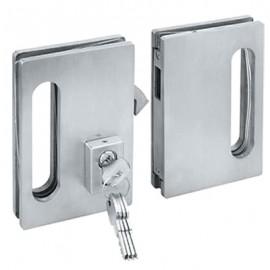 Bi-Fold Lock & Receiver