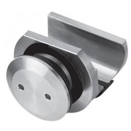 Sliding Door Rail Holder To Glass - Flat Hole
