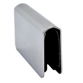 Catch Plate For Use With Magnetic Catch Chrome