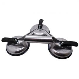 Veribor Aluminium Triple Pad Lifter - 100kg Capacity