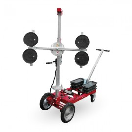 250kg Glass Mounting Device