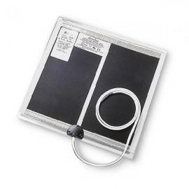 Demista Anti Steam Heated Mirror Pad 150 x 290mm - 230v