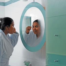 Demista Anti Steam Heated Mirror Pad 600 x 290mm - 230v