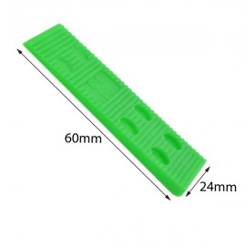 Wedge Packers 3mm