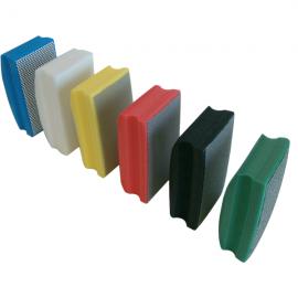 Diamond Hand Pads Green 100 x 55mm - M60