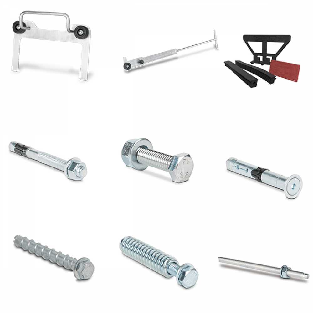 Fixings, Tools & Accessories