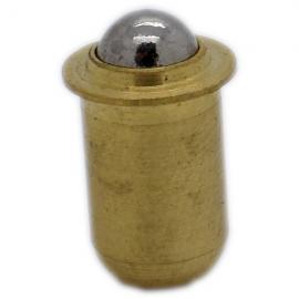 Non Drill Glass Door Pivot Hinge Ball Receiver