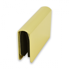 Catch Plate For Use With Magnetic Catch Gold