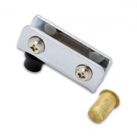 Non Drill Hinge 4-6mm C/P