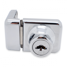 UV Lock & Receiver For Single Inset Door - PC