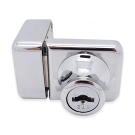 UV Lock & Receiver For Single Overlay Door - PC