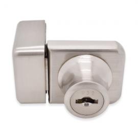 UV Lock & Receiver For Single Overlay Door - SC