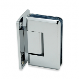 Shannon Range - Wall To Glass Shower Hinge - PC