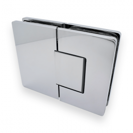 Amazon Range 180 Degree Glass To Glass Shower Hinge - PC