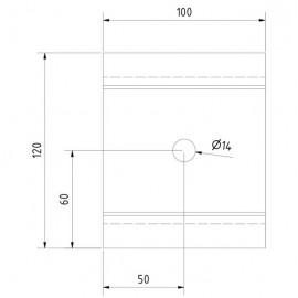 OnLevel 4010 Drainage Spacer
